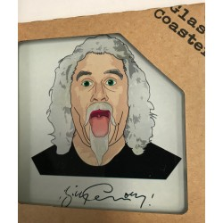 Billy Connolly Glass Coaster