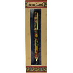 Scottish Thistle Celtic Ballpoint Pen