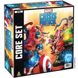 Marvel Crisis Protocol Miniatures Game