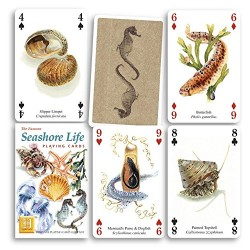 Heritage Playing Cards - Seashore Life Playing Cards