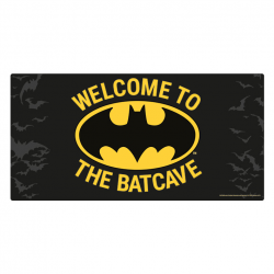 Batman (Welcome to the Batcave) Metal Sign