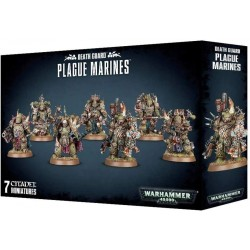 Games Workshop 99120102078 Death Guard Plague Marines Miniature