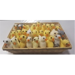 Hand Knitted Baby Chicks - ONE SUPPLIED