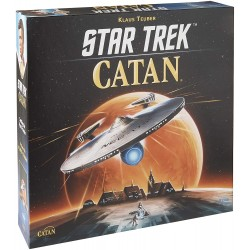 Star Trek Catan Game
