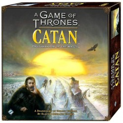 A Games of Thrones Catan: Brotherhood of the Watch Game