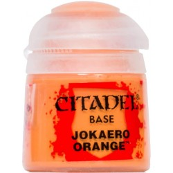 Citadel Base Paint - Jokaero Orange