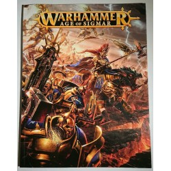 Age Of Sigmar 1st Edition Core Book with Rule Booklet