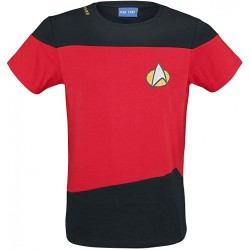 Star Trek - Engineer Costume Mens T-Shirt - L