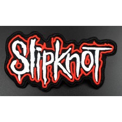 Slipknot Iron or Sew on Embroidered Patch