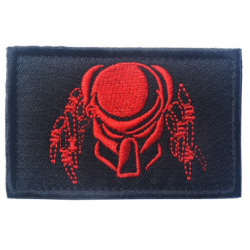 Predator Queen Patch (on velcro backing)