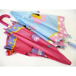 Childs Bee / Owl Umbrella (1 SUPPLIED)