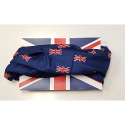 Great Britain United Kingdom Union Jack Multiway Snood Unisex