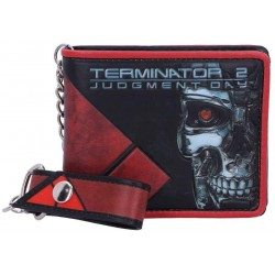Terminator 2 Judgment Day Wallet with Chain