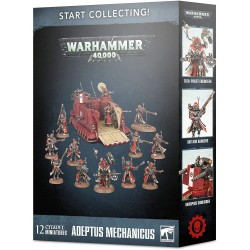 Games Workshop - Warhammer 40K - Start Collecting! Adeptus Mechanicus
