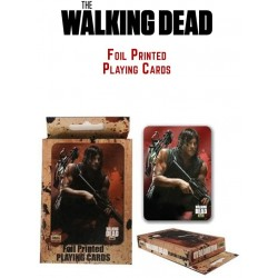 The Walking Dead OFFICIAL Playing Cards