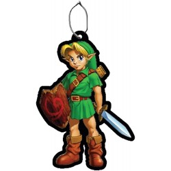 The Legend of Zelda OFFICIAL Young Link Air Freshener - New Car Smell