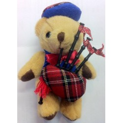 Scottish Gift's - Scottish Musical Teddy bear - Uk gift's