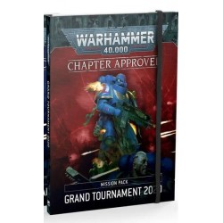 Warhammer 40k Grand Tournament 2020 - Chapter Approved