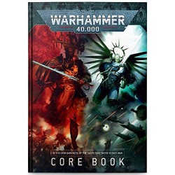 Core Book (9th Edition) - Warhammer 40,000