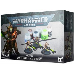 Warhammer 40,000 - Necron Warriors and Paint Set