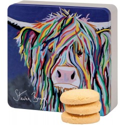 Kev McCoo All Butter Shortbread Rounds in a Tin 160g - 1 Tin