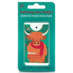 Scottish Highland Cow Moisturising Hand Sanitizer