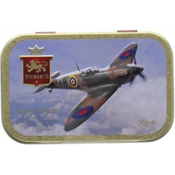 Spitfire Tin with Extra Strong Mints 50 g