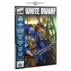 White Dwarf Magazine Issue 456