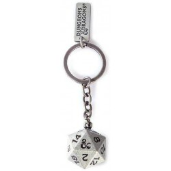 Dungeons & Dragons - Dice 3D Keychain