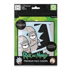 Rick And Morty Face Mask