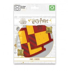 Harry Potter (Gryffindor) Face Cover