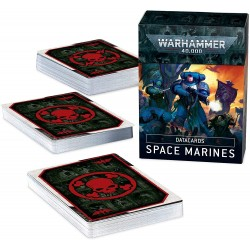 Warhammer 40K - DATACARDS: Space Marines (9th Edition)