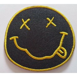 Nirvana Iron or Sew On Patch