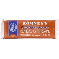 Romney's Chocolate Covered Kendal Mint Cake 55g