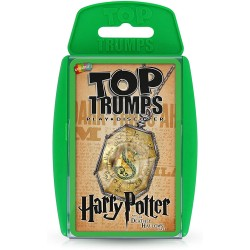 Harry Potter and the Deathly Hallows Part 1 Top Trumps Card Game