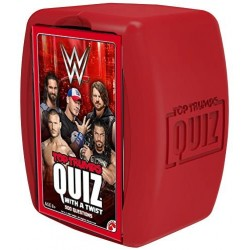 Top Trumps 001519 WWE