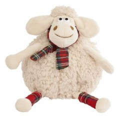 SCOTTISH SHEEP WITH SCARF