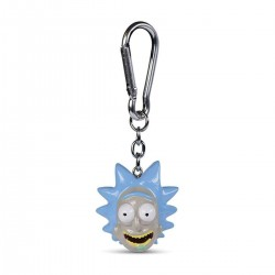Rick And Morty: Rick 3D Keychain