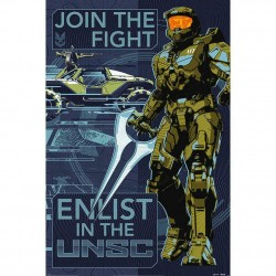 Halo Poster Join The Fight 90 | OFFICIAL Approx 61Cm X 91Cm