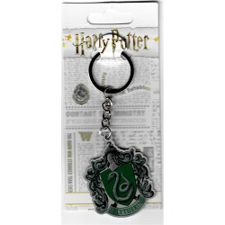 Harry Potter Slytherin Metal Keychain
