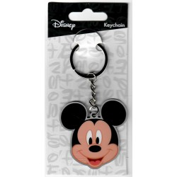 Mickey Mouse Metal Keychain