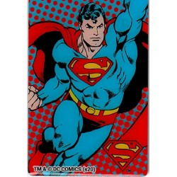 Superman Metal Magnet