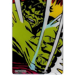 The Hulk Metal Magnet