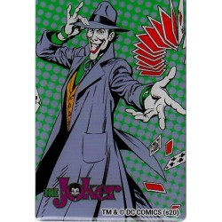 The Joker Metal Magnet