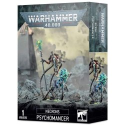 Games Workshop Warhammer 40,000: Necrons Psychomancer Miniature