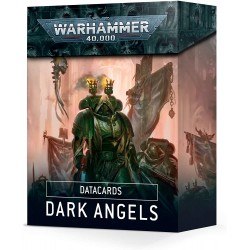 Warhammer 40,000 - DATACARDS: Dark Angels (9th Edition 2020)