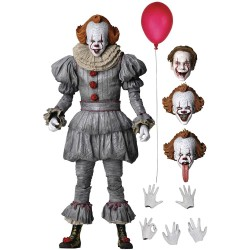 "It Chapter 2 - 2019 Pennywise Ultimate 7"" Action Figure from NECA"