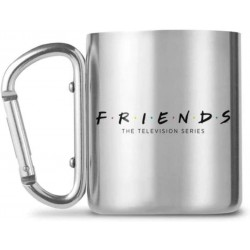 Friends Carabiner Mugs Stainless Steel