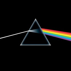 Pink Floyd (Dark Side of the Moon) 2.5cm Canvas Print