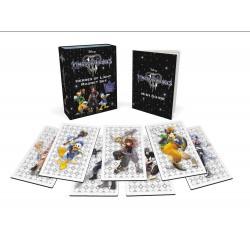 Kingdom Hearts Heroes of Light Magnet Set: With 2 Unique Poses! (RP Minis) (Englisch)